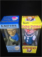 Funko Pop Wacky Wobblers, Bozo clown, Empire