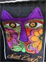 Laurel Burch Cat Purse, light use
