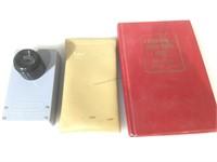View Master , Quick Splicer, Coin book , more