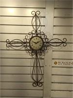 Decorator items, clock, vases, more