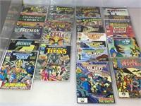 Lot of 23 90's- modern DC comics