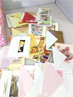 Lot of greeting cards and more