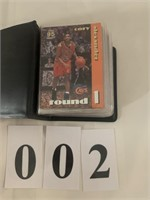 "Pro Draft ""95"" Sports Cards / In Folder"