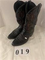 DAN POST Western-Style Boots / Size 10 1/2EW