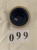 Salt Crock - Blue in Color
