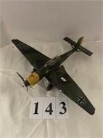 Model Military Plane - Plastic