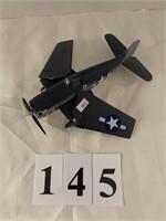 Model Military Plane - Metal