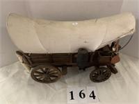 Covered Wagon Decor Item