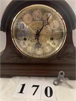 SLIGH Mantle Clock w/ Key