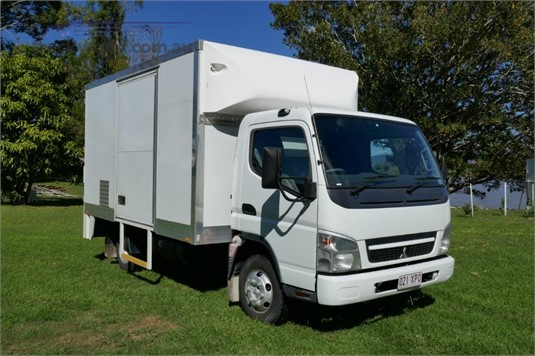 2010 Fuso Canter FE - Trucks for Sale