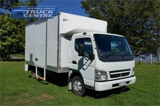 2010 Fuso Canter FE Murwillumbah Truck Centre - Trucks for Sale