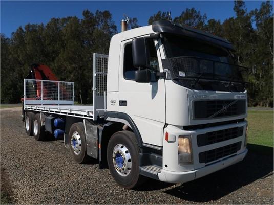 2010 Volvo FM460 - Trucks for Sale