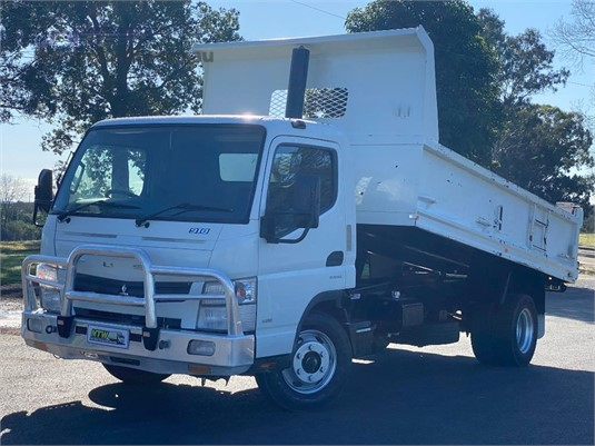 2011 Fuso Canter 918 - Trucks for Sale