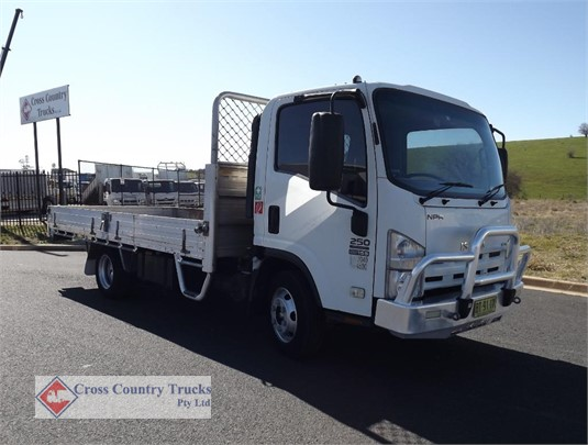 2013 Isuzu NPR250 Cross Country Trucks Pty Ltd - Trucks for Sale