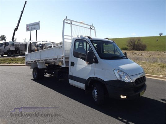 2015 Iveco Daily 50c17 - Trucks for Sale