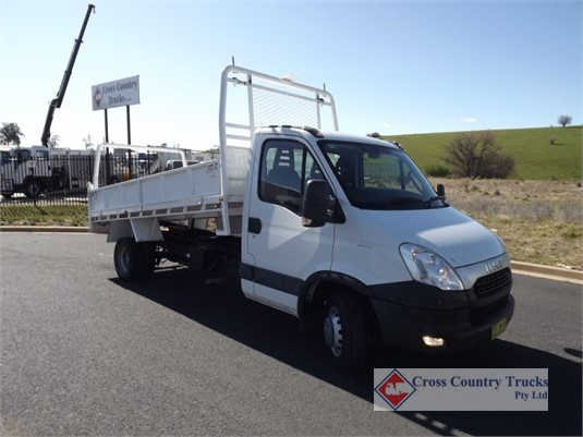 2015 Iveco Daily 50c17 Cross Country Trucks Pty Ltd - Trucks for Sale