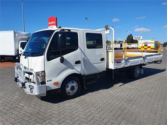 2017 Hino 300 Series 616 - Trucks for Sale