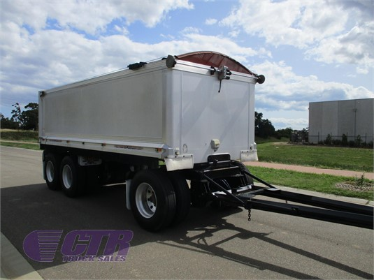 2013 Hamelex White other CTR Truck Sales  - Trailers for Sale
