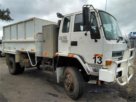 1995 Isuzu FTS - Trucks for Sale