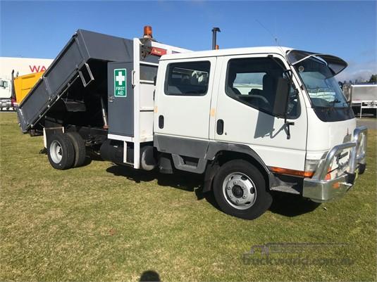 2005 Mitsubishi Fuso CANTER FE83 - Trucks for Sale
