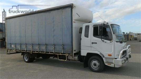 2012 Mitsubishi Fuso FIGHTER FK617 - Trucks for Sale