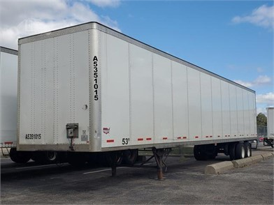 Dry Van Trailers For Sale In Toledo Ohio 226 Listings Truckpaper Com Page 1 Of 10