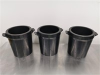 Insulated Polycarbonate Ice/Champagne Bucket