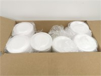 Box Of Disposable Plates