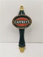 Caffrey's Premium Irish Beer Draught Tap Handle