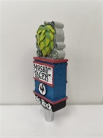 Big Rock Mosaic Lager Draught Tap Handle