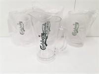 Carlsberg Beer Pitcher