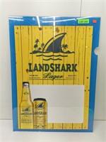 Landshark Premium Lager Poster