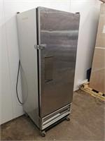 True S/S Single Door Cooler