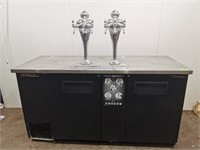 Like New True TDD-2 With Twin 3 Tap Cobra Towers