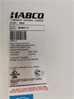 Habco SE28 Single Glass Door Cooler