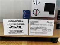SureShot Milk & Cream Dispenser AC 30