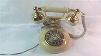 Vintage style dial phone