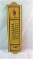 Red goose shoes thermometer 13 inch