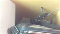 Multifunction TV radio lantern works