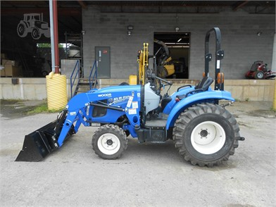 New Holland Less Than 40 Hp Tractors For Sale 439 Listings Tractorhouse Com Page 1 Of 18