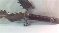 22 inch long fantasy knife