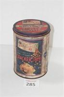 Reproduction Cracker Jack Tin