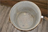 Industrial Size Aluminum Pot