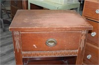 Night Stand & Chest of Drawers