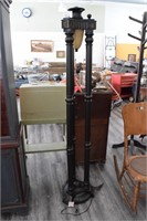 Tall Modern Lamp - Very Heavy!