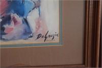 (2) Southwestern Framed Prints