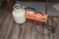 40,000 BTU Propane Heater