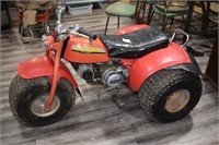 Honda 110 3-wheeler