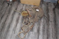 Antique Saddle