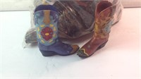 Large bag of 5 inch cowboy boots